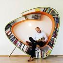 Harika Dekoratif Kitaplıklar