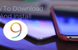 IOS 9 Beta Kullanıcılara Sunuldu