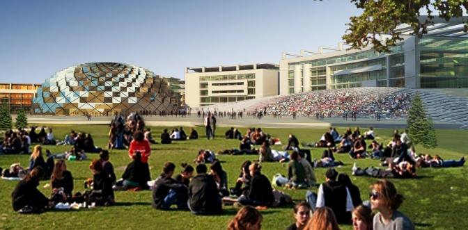 universite kampus