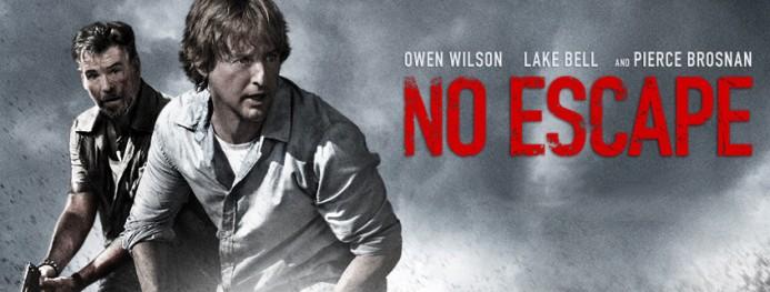No Escape: Kaçış Yok