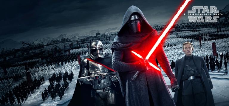 Str Wars The Force Awakens: Yıldız Savaşları Güç Uyanıyor