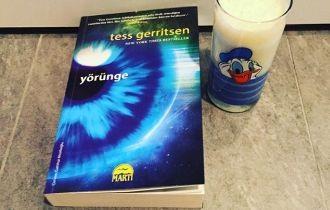 Yörünge -Tess Gerritsen
