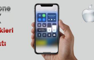 iPhone X Tüm Özellikleri ve Fiyatı