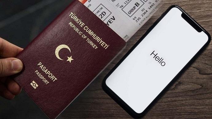 Yurt dışından telefon getirmek