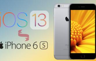 iOS 13 ile Gelen Yeni Özellikleri iPhone 6S Plus ile Test Ettik