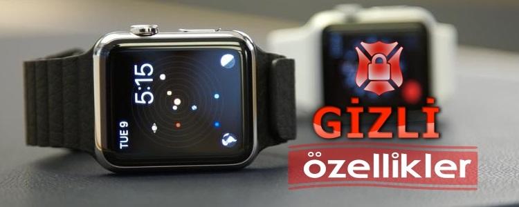 Apple Watch Bilinmeyen Gizli Özellikler vol. 2