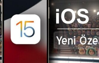 iOS 15 ile Birlikte Gelen Yeni iPhone Özellikleri